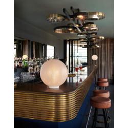 Lampe Table Murano, 30cm, Slide