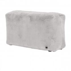 Module vertical pour le canapé Vetsak, fausse fourrure grise