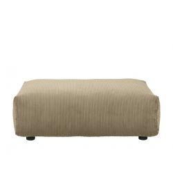 Module pour le canapé Vetsak, taille M, velour cotelé khaki