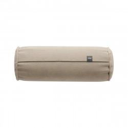 Coussin Noodle pillow 42 x 16 cm outdoor, pour canapé Vetsak, toile d'extérieur sable