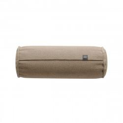 Coussin Noodle pillow 42 x 16 cm outdoor, pour canapé Vetsak, toile d'extérieur gris 'stone'