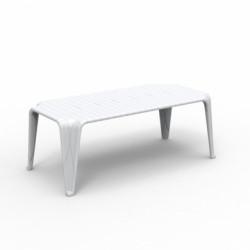Table F3, Vondom blanc