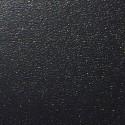 Banque d'accueil Line, élément droit 2m, Proselec noir Mat