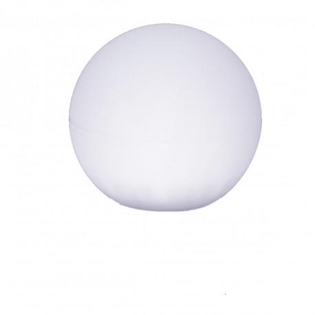 Lampe de piscine Acquaglobo, Slide Design blanc Diamètre 50 cm