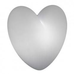 Lampe murale coeur Love, Slide Design blanc