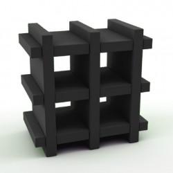 Etagère Booky Small Slide noir