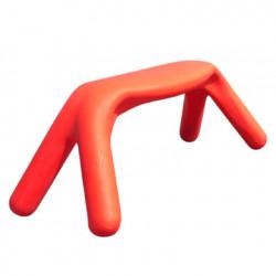 Banc Atlas, Slide Design rouge