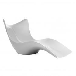 Chaise Longue Surf, Vondom blanc
