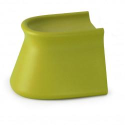 Table/Tabouret design Pal, Vondom vert