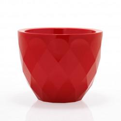 Pot Vases S, Vondom rouge double paroi