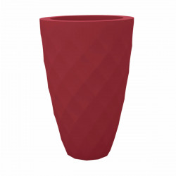 Pot Vases L, Vondom rouge