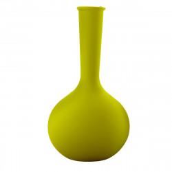 Vase Chemistube, Vondom vert pistache, D 36 x H 65 cm