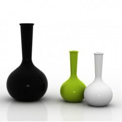 Vase Chemistube, Vondom blanc, D 55 x H 100 cm