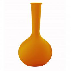 Vase Chemistube, Vondom orange, D 55 x H 100 cm