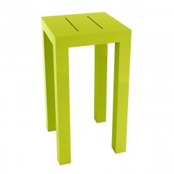 Table haute Jut, Vondom vert