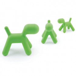 Fauteuil Puppy, Magis Me Too vert Taille L