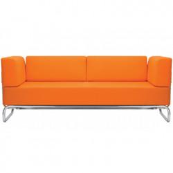 S5002 Canapé lit convertible Thonet orange
