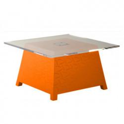 Table basse Raffy, Qui est Paul ? orange