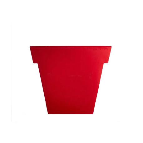 Pot Il Vaso Mat, Slide design rouge Petit modèle