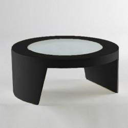 Table basse Tao, Slide Design noir