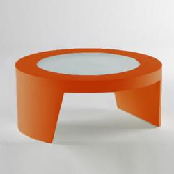 Table basse Tao, Slide Design orange