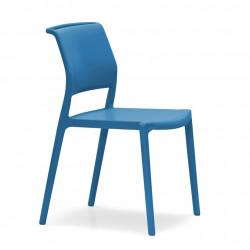 Chaise Ara 310, Pedrali bleu