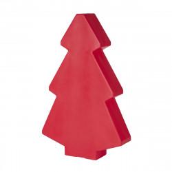 Sapin lumineux Lightree Outdoor, Slide Design rouge Hauteur 100 cm