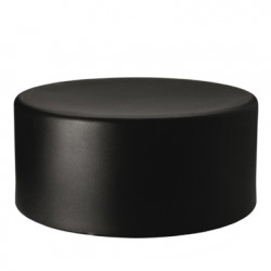 Table basse Wow 470, Pedrali noir