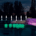 Lampadaire design Penelope, MyYour, Lumineux LED blanc Outdoor