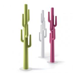 Porte-manteau cactus design Lapsus, Plust fuchsia
