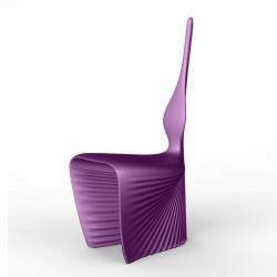 Chaise Biophilia, Vondom violet