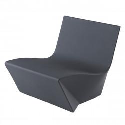 Fauteuil modulable Kami Ichi, Slide Design gris Mat