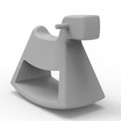 Chaise à bascule Rosinante, Vondom acier Petit modèle