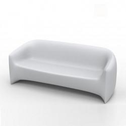 Canapé Blow, Vondom blanc Mat