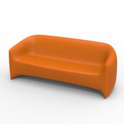 Canapé Blow, Vondom orange Mat