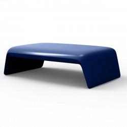 Table basse Blow, Vondom bleu