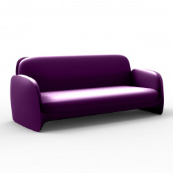 Canapé Pezzettina, Vondom violet