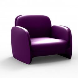 Fauteuil Pezzettina, Vondom violet