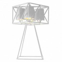 Lampe de table multilamp, Seletti blanc
