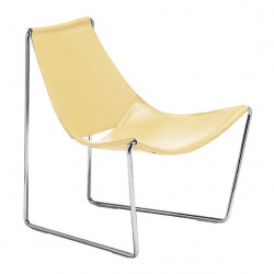Chaise lounge Apelle AT, Midj vanille