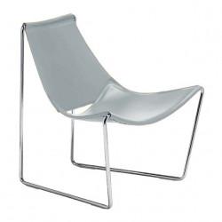 Chaise lounge Apelle AT, Midj bleu azur