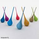 Soliflore Ampoule, Myyour bleu Taille XL Mate