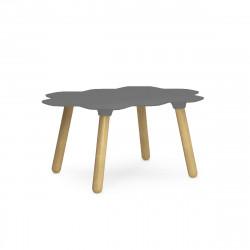 Table basse Tarta, Slide Design gris