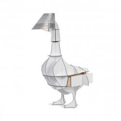 Chevet Junon, Ibride blanc brillant