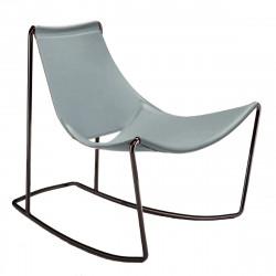 Rocking Chair Apelle DN, Midj bleu azur