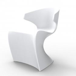 Chaise Wing, Vondom blanc Mat