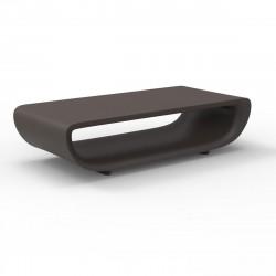 Table basse Bum Bum, Vondom bronze mat
