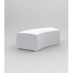 Banc And, Vondom blanc Laqué