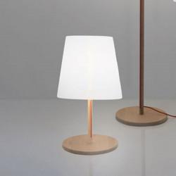 Lampe de sol Ali Baba Wood, Slide Design bois