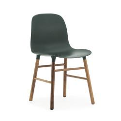 Form Chair Noyer, Normann Copenhagen Vert